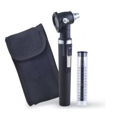 Otoscopio A Fibre Ottiche Gimalux - Nero