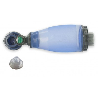Pallone In Silicone Con Mascherina N.1 Neonatale