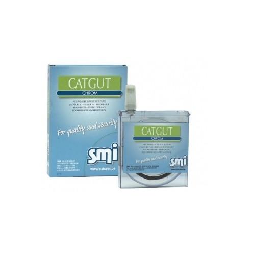 Discoflac Catgut Cromico Ep 4 Cal 0 100 Mt