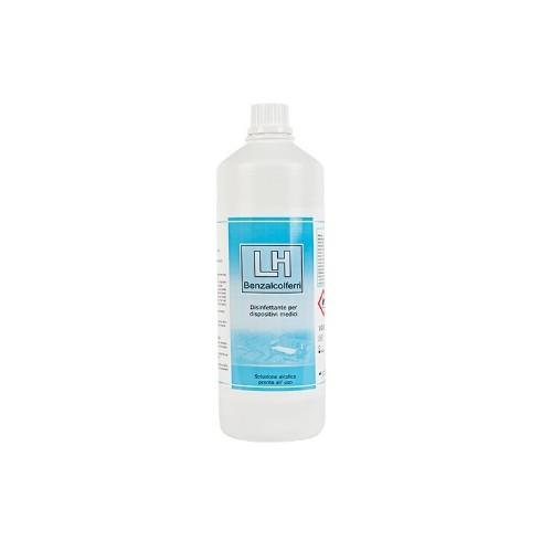 Disinfettante Lh Benzalcol Ferri Flacone 1 Lt