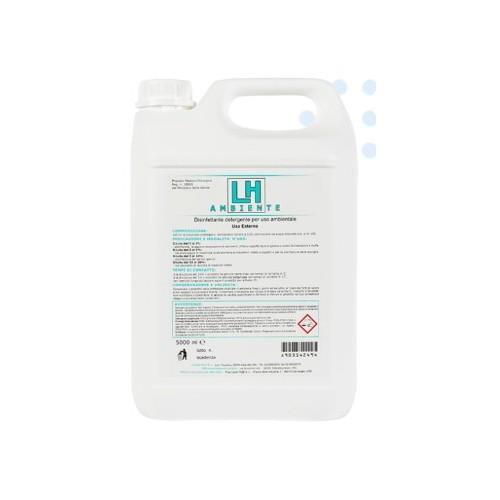 Soluzione Disinfettante Lh Ambiente 5 Lt
