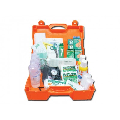 Kit Pronto Soccorso All.1 Valigetta Plastica