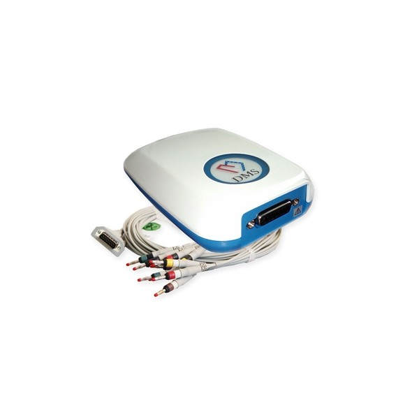 ECG-PC SOFTWARE INTERPRETATIVO CARDIOLOGIA + USB