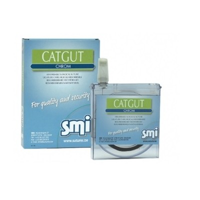 Discoflac Catgut Cromico Ep 3,5 Cal 2/0 75 Mt