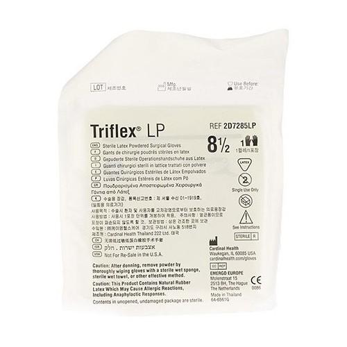 GUANTI TRIFLEX CHIRURGICI ST MIS.8,5