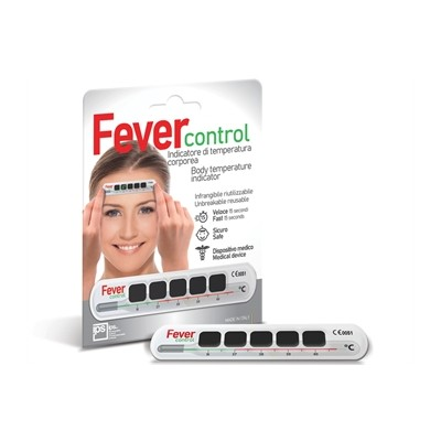 TERMOMETRO FRONTALE FEVER CONTROL - BLISTER
