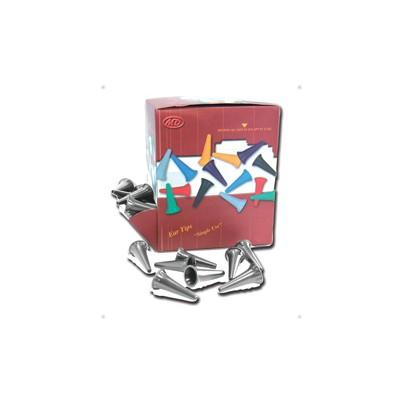 Mini Speculum Monouso Diam. 2.5 Mm Nero.conf.100pz