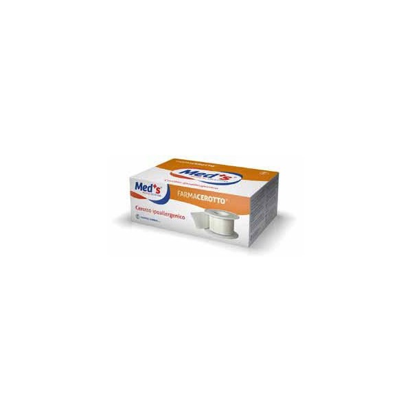 CEROTTO SETA CM 5X5 MT FARMACEROTTO
