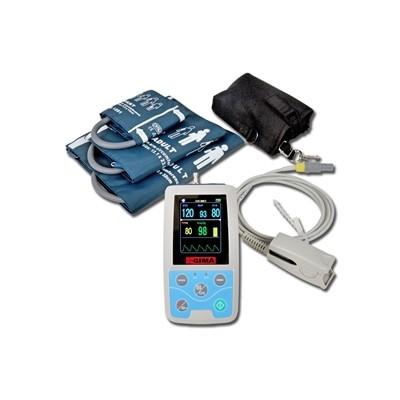 Holter Pressorio Gima Abpm Con Spo2 -24 H