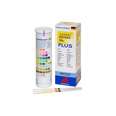 Strisce Urine-10 Parametri-tubetto 100 Strisce