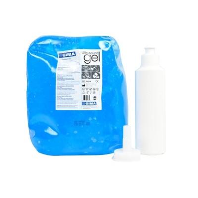 Gel Ultrasuoni Blu - Sacca 5 Litri