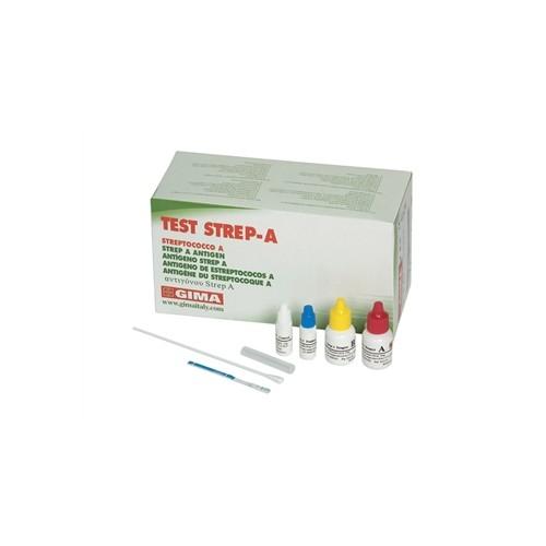 TEST STREP-A - STREPTOCOCCO - STRISCIA CFX25