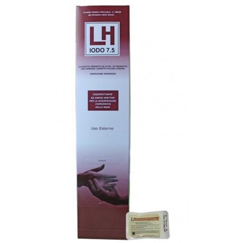 Spazzolino Lh Iodo 7,5 Con Iodiopovidone