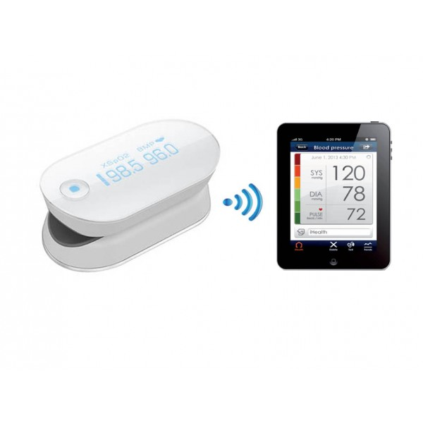 PULSOSSIMETRO IHEALTH AIR WIRELESS