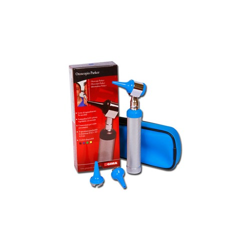 Otoscopio Parker Colour - Blu
