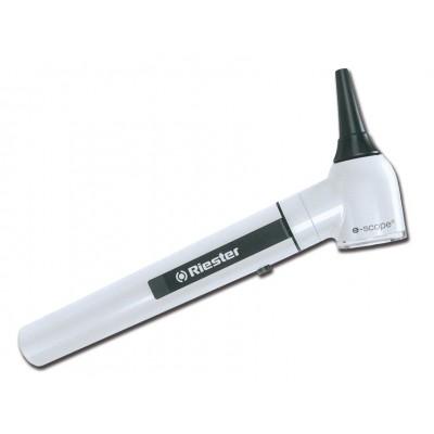 OTOSCOPIO E-SCOPE BIANCO LED 3,7 V IN ASTUCCIO