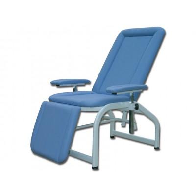Poltrona Donatori Meccanica - Blu