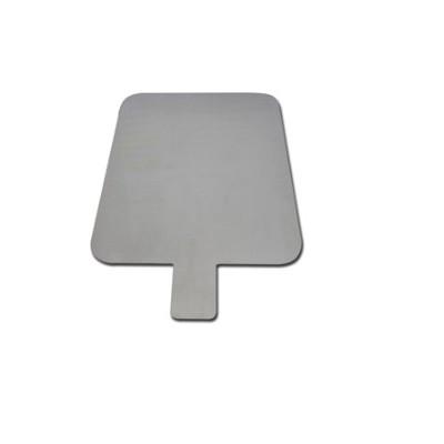 Placca Metallo - Senza Cavo (per Elettrobisturi)