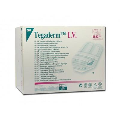 Tegaderm 3m I.v. Strips 7x8,5 Cm-100 Pezzi