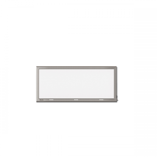NEGATIVOSCOPIO ULTRAPIATTO LED - 42X108 CM TRIPLO