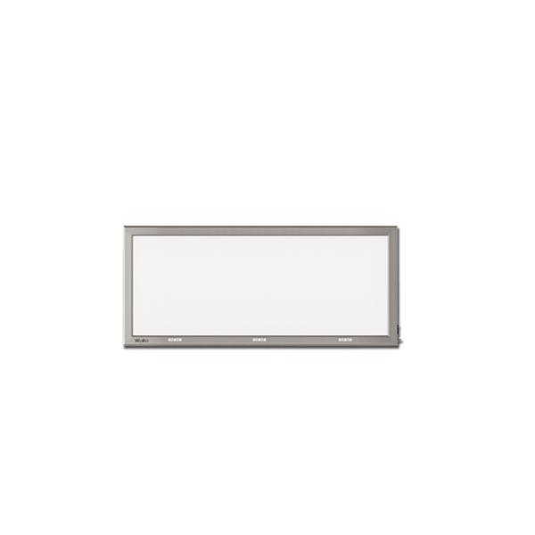 NEGATIVOSCOPIO ULTRAPIATTO LED - 42X108 CM TRIPLO