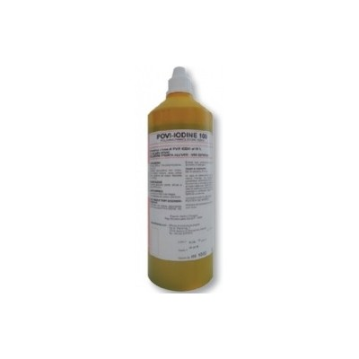 Disinfettante Per Cute Povi-iodine 100 - 1 Lt