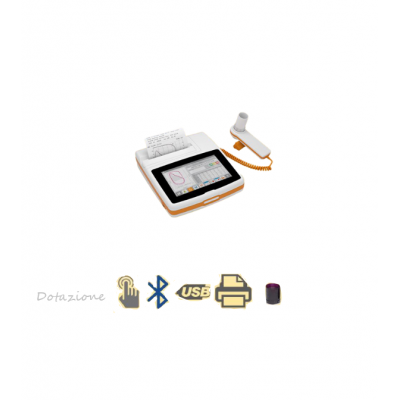 """Spirometro Spirolab Touchscreen 7"""""""