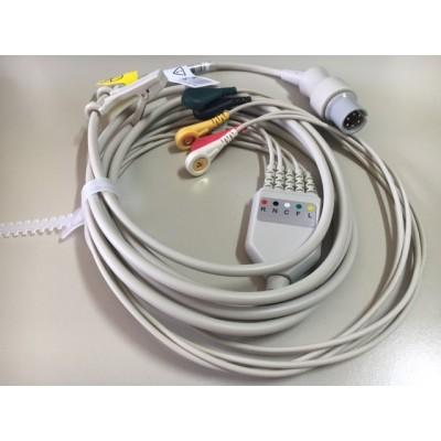 CAVO ECG PER LINEA VITAL E PC-3000