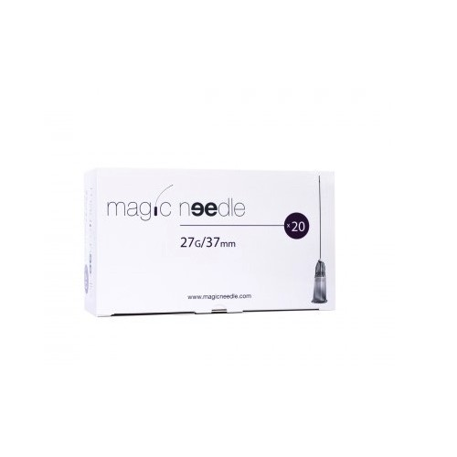 AGHI MAGIC NEEDLE PER FILLER 27G X 37MM CONF.20 PZ