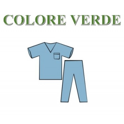 Divisa Tnt(casacca+pantalone) Tg.m