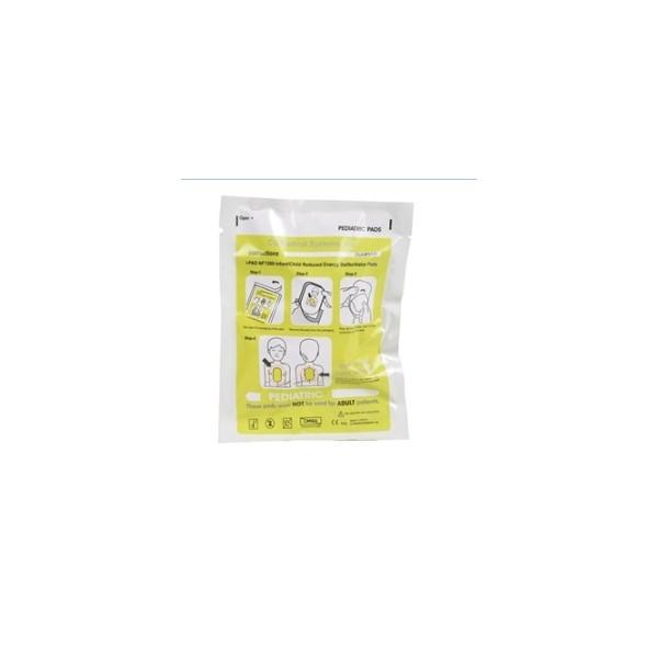 PLACCHE PEDIATRICHE DEFIBRILLATORE I-PAD NF1200