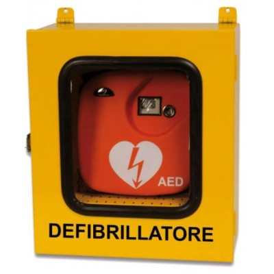 Teca Da Esterno Per Defibrillatore