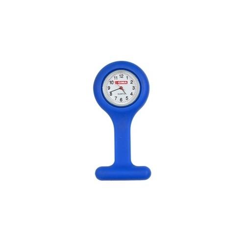 Orologio Da Infermiere Rotondo - Blu