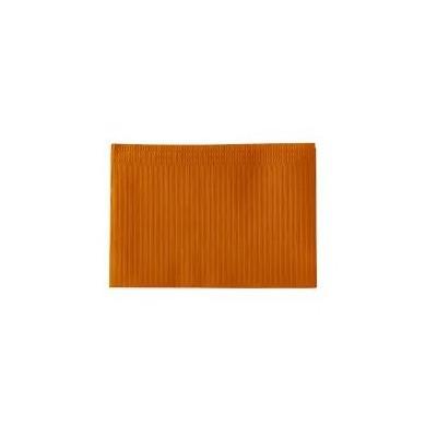 Tovaglioli Per Uso Dentale-33x45 Cm-500 Pz-arancio