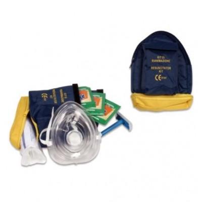 Kit Accessori Per Defibrillatore Con Borsa