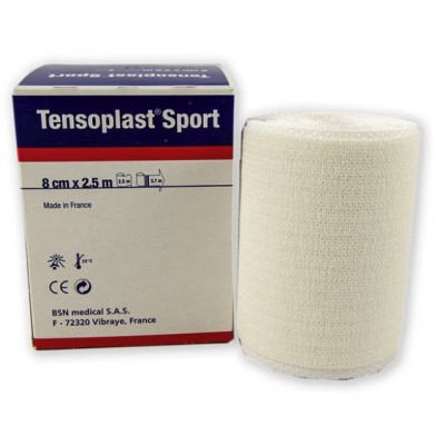 Tensoplast Sport Benda Elastica Adesiva Cm 8x2,5mt