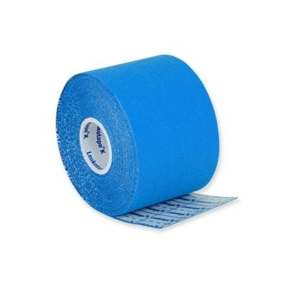 Leukotape K Cerotto Adesivo - 5 M X 5 Cm - Blu