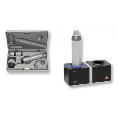 Set Dermatoscopio Delta 20 T Con Manico+caricatore