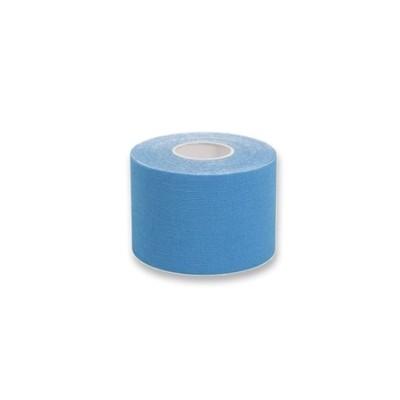 Taping Kinesiologia 5 M X 5 Cm - Azzurro