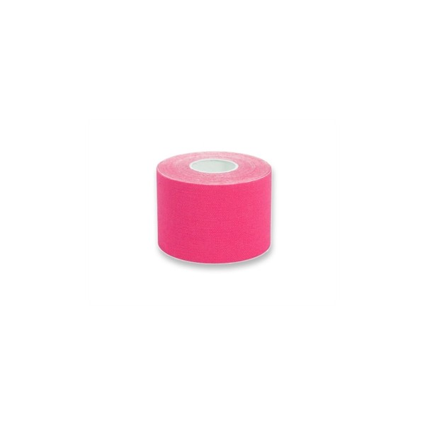 TAPING KINESIOLOGIA 5 M X 5 CM - ROSA