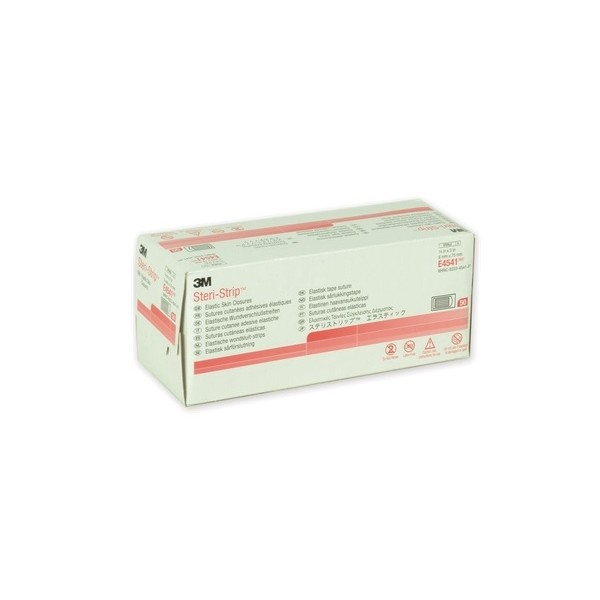3M STERI-STRIP ELASTICI - 6X75 MM - 150 STRISCE