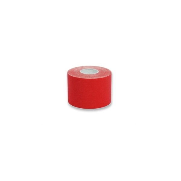 TAPING KINESIOLOGIA 5 M X 5 CM - ROSSO