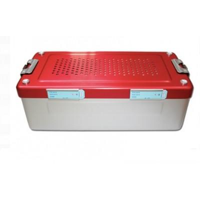 Cassetta Per Sterilizzazione Dim. 300x140x100 Mm