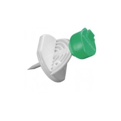 Perforatore Mini Spike (verde) Sfiato 0,45 µm