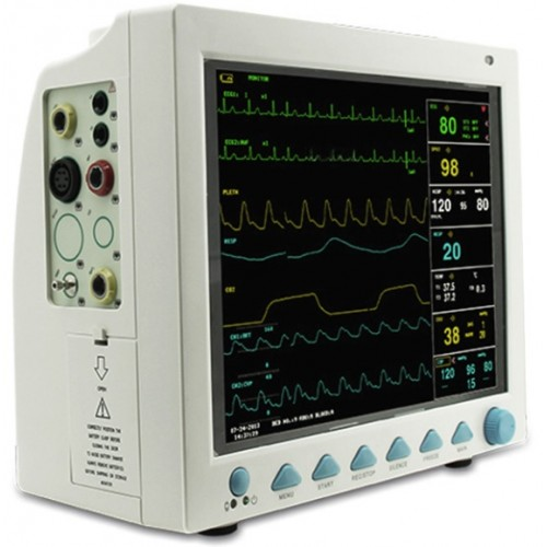 Monitor Multiparametrico Veterinario Cms 8000vet