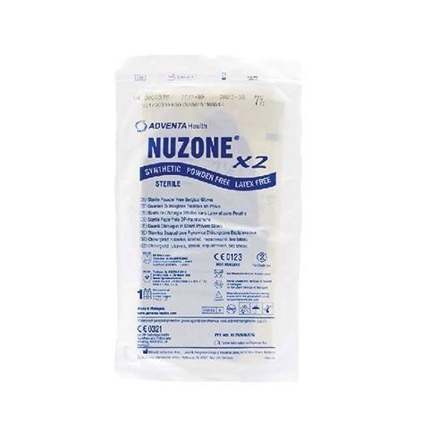 GUANTI STERILI SENZA LATTICE NUZONE SINTETICI 8