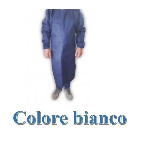 CAMICE PLURIUSO TNT PESANTE IDROREPELLENTE BIANCO