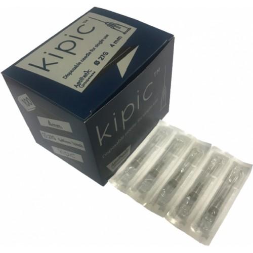 AGHI MESOTERAPIA KIPIC 27G X 4MM - 100 PEZZI