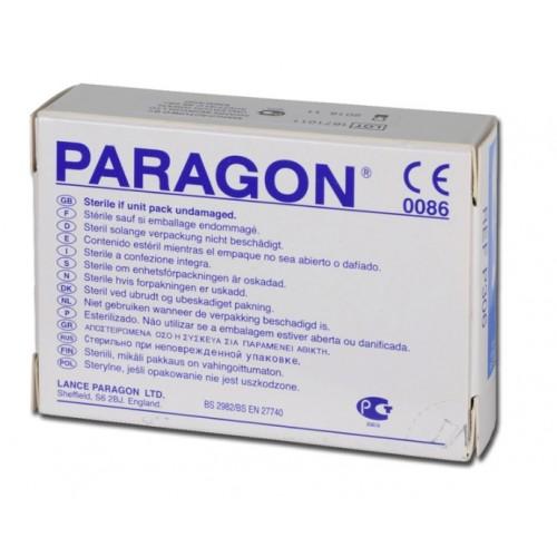 LAME FIG.22 STERILI INOX PARAGON CONF. 100 PZ