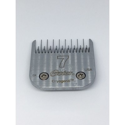 TESTINA OSTER SIZE 7  3.2 MM
